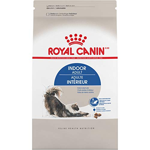 Royal Canin Indoor Adult Dry Cat Food, 15 Pounds