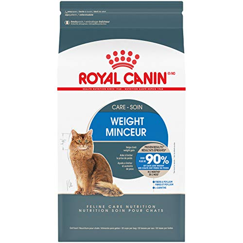 Royal Canin Feline Weight Care Adult Dry Cat Food, 3 lb bag