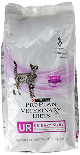 Purina Veterinary Diets Feline UR Urinary Tract Dry Cat Food 6 lb bag by Veterinary Diets