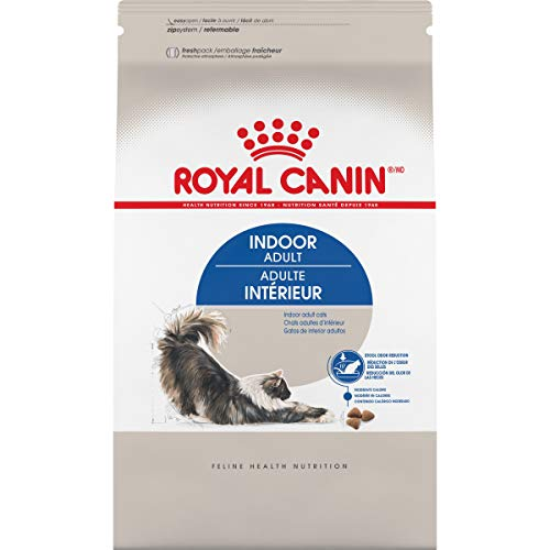 Royal Canin Indoor Adult Dry Cat Food, 15 lb