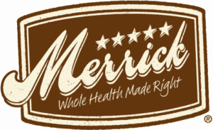 Merrick cat food brand